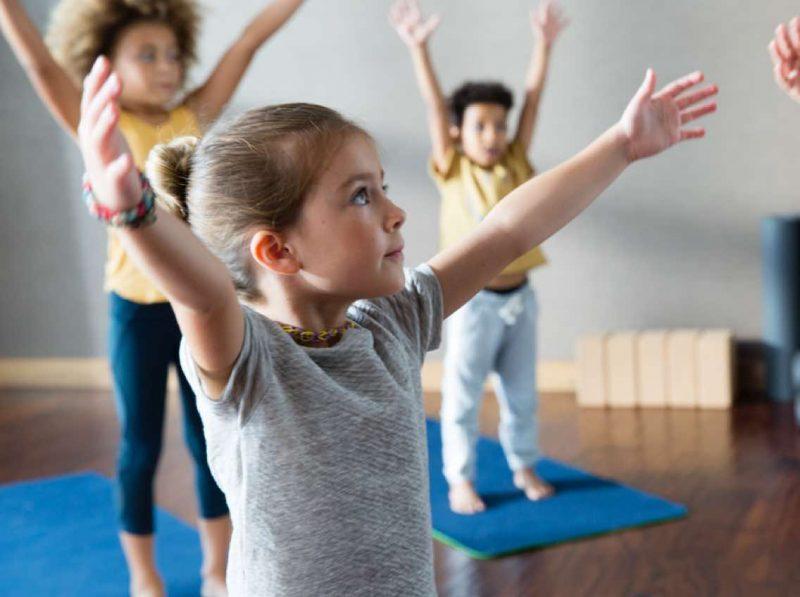 Hamptons Kid's Fitness Pod
